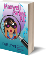 Maxwell Parker cover 3D