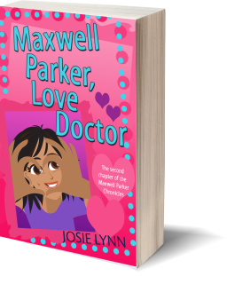 Maxwell Parker Love Doctor cover 3D