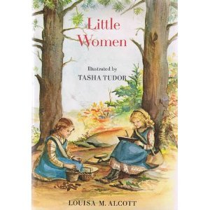 Little Woman book cover